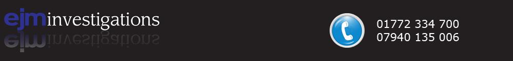 EJM Investigations Logo