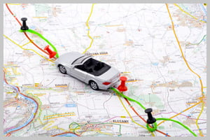 Vehicle tracking is a common process used in many private investigations
