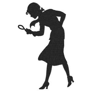 Woman Private Detective
