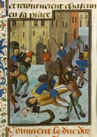 The Paris 1407 November Murder