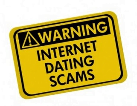 Warning signs internet dating scams