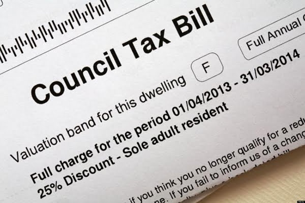 council tax bill fraud is so common nowadays