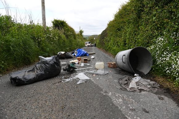Fly Tipping Offences