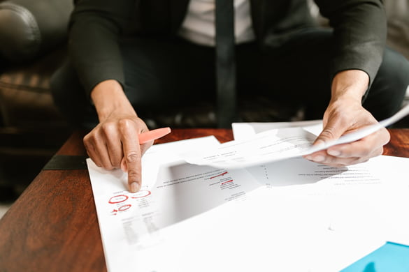 Tracing Debtors as a freelancer